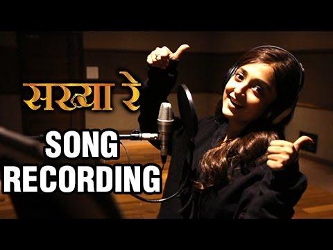 Singer Monali Thakur Sings The Title Song Sakhya Re | New Marathi Serial | Suyash Tilak