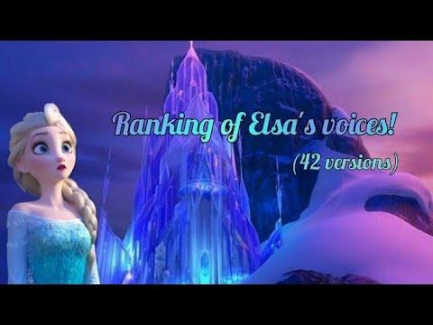 frozen-|-ranking-of-elsa's-voices-(42-versions)-read-description!
