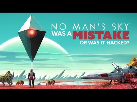 "Hello Games: ""No Man's Sky Was a MISTAKE"" ...was it hacked? - The Know Game News"