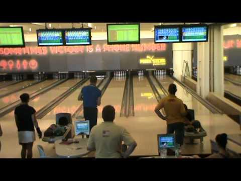 Bowling Liga de Vara Oxygen 2012: Top 8 part 1