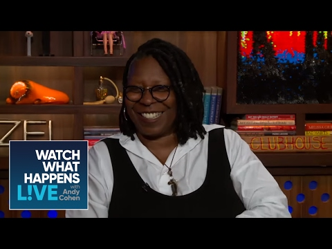 Whoopi Goldberg And America Ferrera Recreate 'Ghost' In Clubhouse Playhouse - WWHL