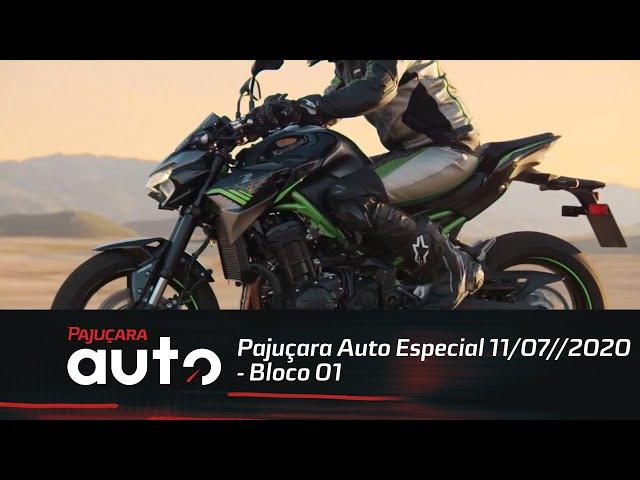 Pajuçara Auto Especial 11/07//2020 - Bloco 01