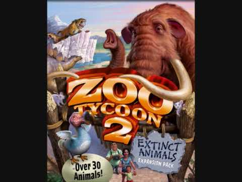 Zoo Tycoon 2 Music - Extinct Animals Theme