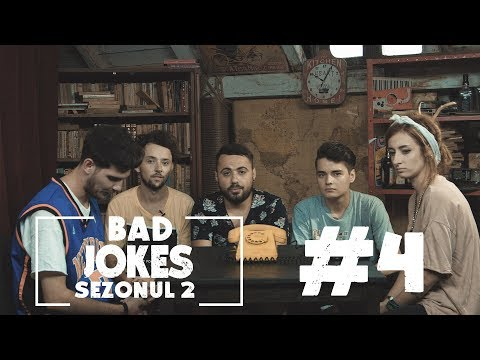 BAD JOKES S02.E04 #NoapteaTârziu | Bie & Selly