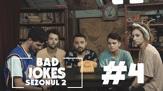 BAD JOKES S02.E04 #NoapteaTârziu | Bie & Selly