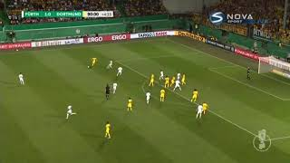 Axel Witsel debut goal for Borussia Dortmund Video