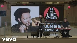 James Arthur - Say You Won't Go (iHeartRadio Live Sessions on the Honda Stage)