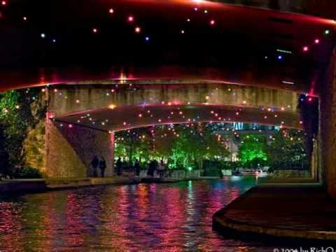 San Antonio Riverwalk Christmas