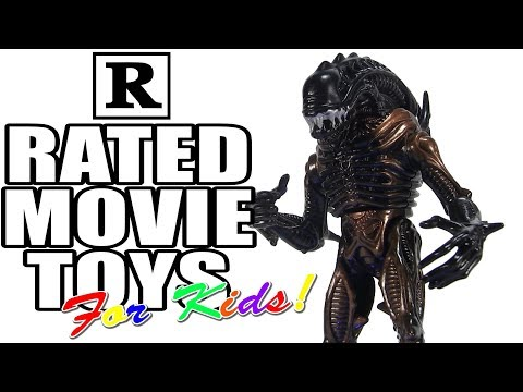 R Rated Movie Toys For Kids! - Toysplosion
