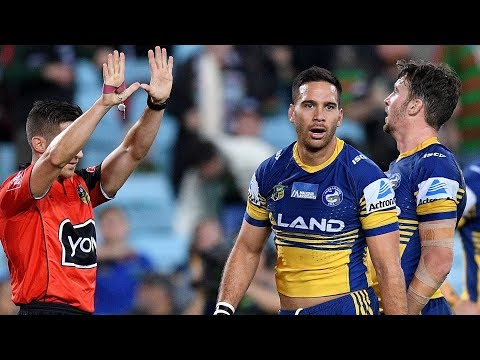NRL Highlights: South Sydney Rabbitohs v Parramatta Eels – Round 20