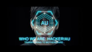 BTS: Who We Are Hacker!AU