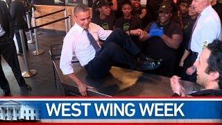 West Wing Week 05/23/14 or,\