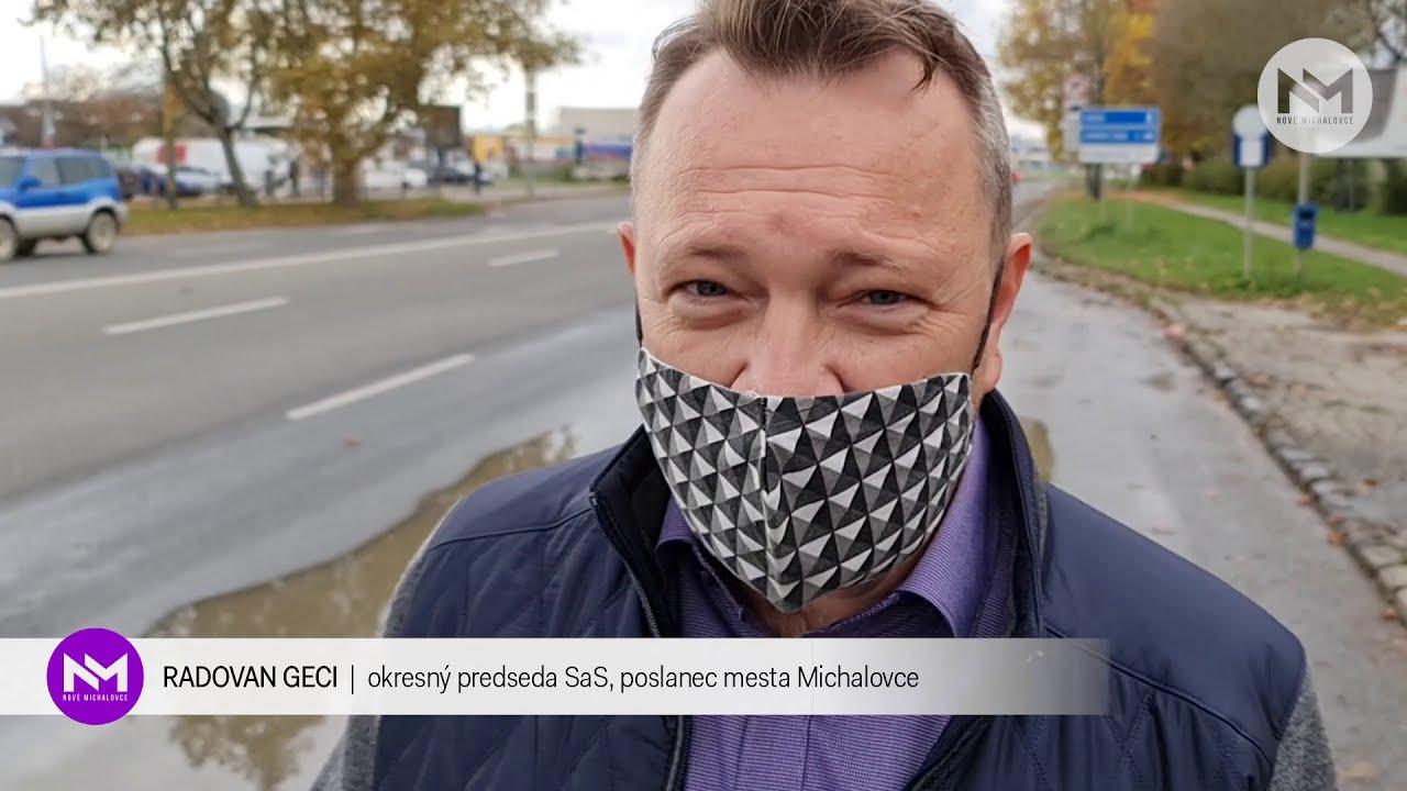 Barbarstvo na ul. Humenskej