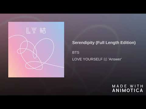 BTS- Serendipity Full Length Edition [1 hour version]