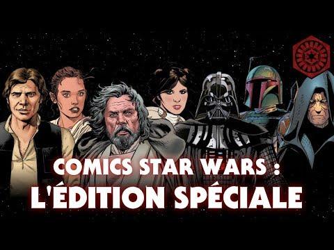 Comics Star Wars: L'Édition Spéciale - La Tribune de Coruscant
