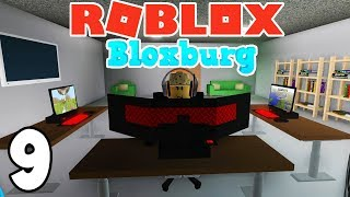 MY NEW GAMING SETUP! | Roblox BLOXBURG | Ep.9