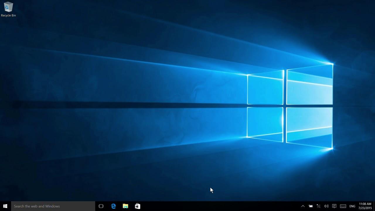 Windows 10   How to Create Multiple Desktops