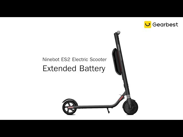 Ninebot Extended Battery for Ninebot ES2 Electric Scooter from Xiaomi mijia