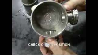 Импеллерный насос EP MINOR - видео инструкция по обслуживанию(Перейти к каталогу импеллерных насосов и более детальному описанию насосы с гибкой крыльчаткой на официал..., 2013-01-24T10:30:54.000Z)