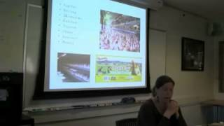 "Sarah Wiederkehr: ""Consumer Choice and Right to Know in the Modern American Food System"""
