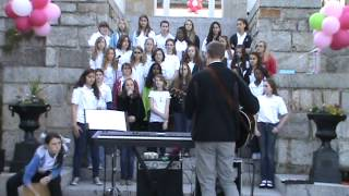 Big Yellow Taxi (Counting Crows) - Catonsville Middle School Girl's Choir
