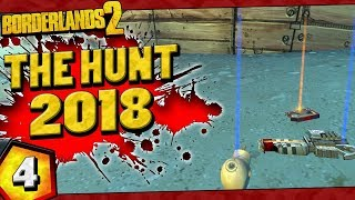 Borderlands 2 | The Hunt 2018 Funny Moments And Drops | Day #4