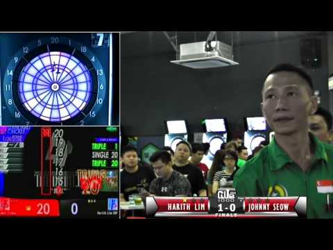 CC1K  Stage 6 Finals : Harith Lim vs Johnny Seow