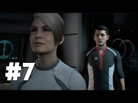 "Mass Effect:Andromeda #7 ""Casanova Bob"""