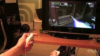 The Conduit Nintendo Wii Gameplay - Wii Weapon