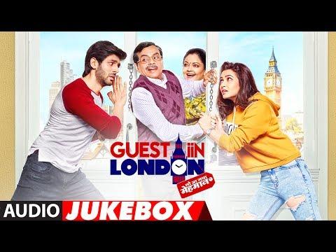 Guest iin London Full Album (Audio Jukebox) | Kartik Aaryan, Kriti Kharbanda