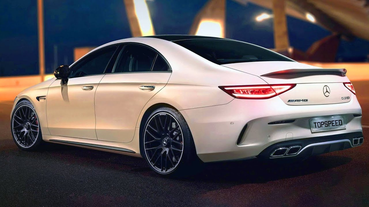 2018 Mercedes Cls C257 Render Youtube