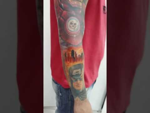 Free Machine Tatuagem Homem De Ferro