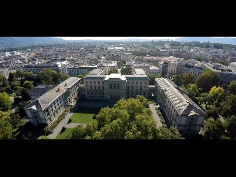 Why study in Geneva? A cosmopolitan city in the heart of Europe