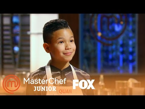 Gordon Ramsay Tastes Quani's Cupcake | Season 6 Ep. 11 | MASTERCHEF JUNIOR