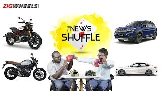 Top 5 Car/Bike News | Kia Seltos & Maruti XL6 Price | Yamaha XSR 155 | BMW 3 Series |Indian FTR 1200