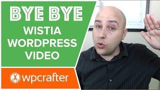Wistia Alternative To Embed Videos Into WordPress Websites
