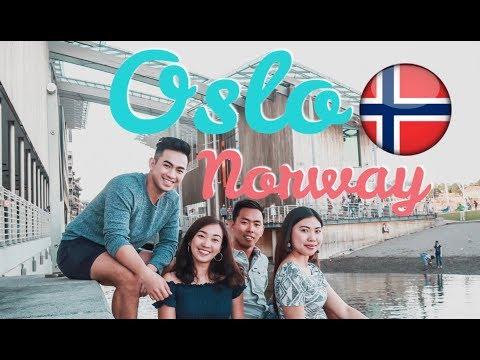 Europe trip| Episode 1| Oslo, Norway | Pinoy vlog 2018