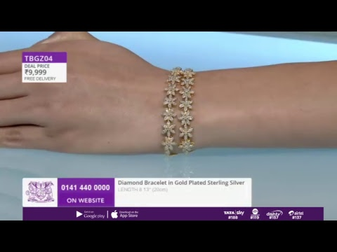 Shop Affordable Jewellery LIVE With Gemporia TV - 8th December