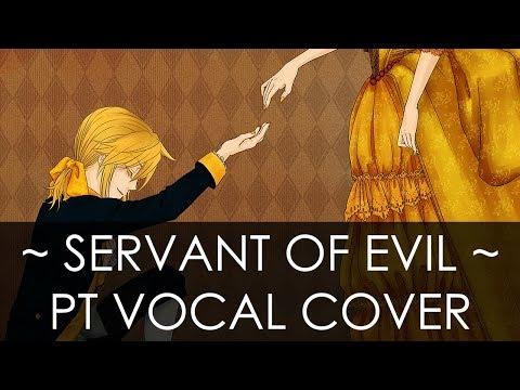 [White] Vocaloid - Servant Of Evil [PT Cover] [REMASTER]