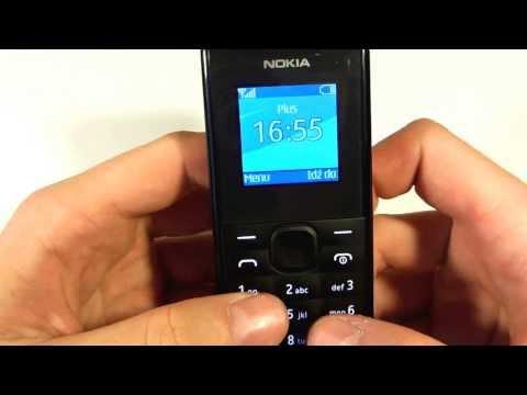 Nokia 105 - test, recenzja pl