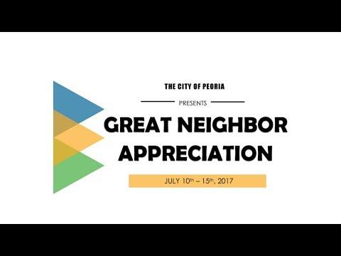 Great Neighbor Appreciation Week
