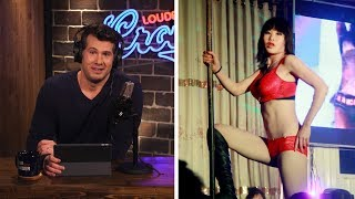 HILARIOUS: Chinese Funeral Strippers Anger Communist Govt! | Louder With Crowder