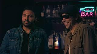 Douchebag at the bar. (Dramedy)