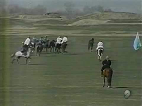 Buzkashi: The Most Dangerous Sport