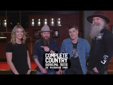 Complete Country: Bowling with The Washboard Union