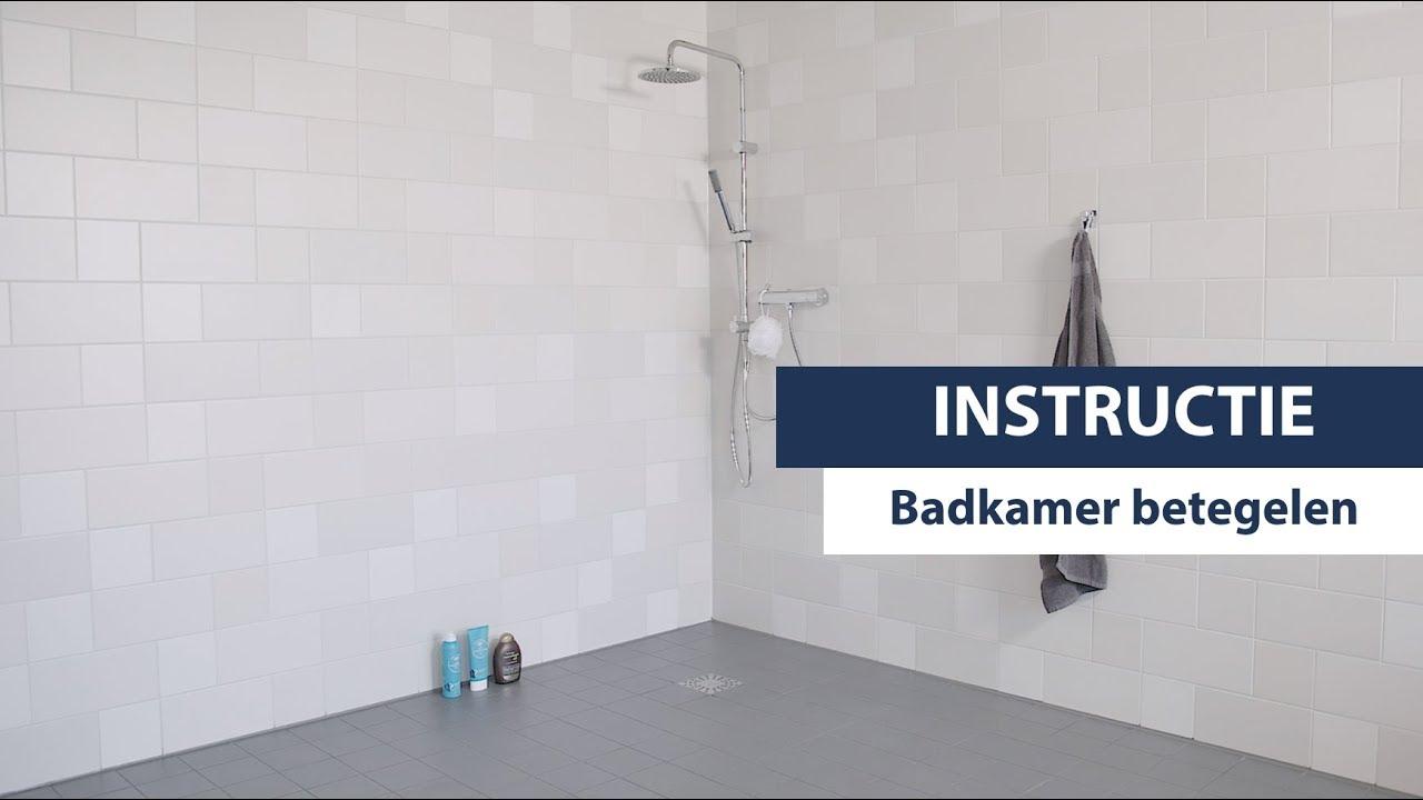Eurocol Instructie Een Badkamer Betegelen Youtube