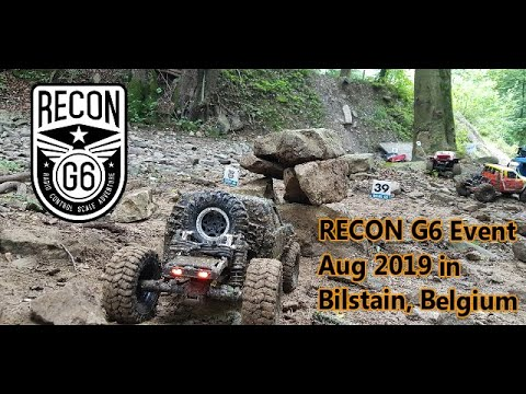 RECON G6 Event Aug 2019 in Bilstain, Belgium