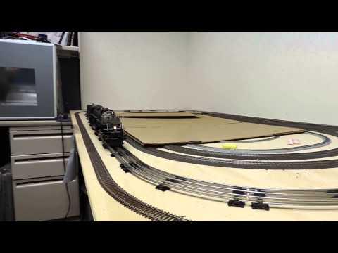 "O Gauge MTH Rail King Union Pacific 4-8-8-4 ""Big Boy"" #4017"