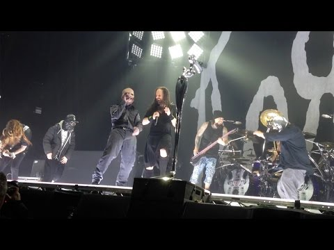 Watch Korn and Slipknot Cover Beastie Boys' 'Sabotage' in London