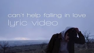 EDEN - can't help falling in love (Lyric Video)